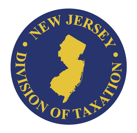 New Jersey Division of Taxation Graphic